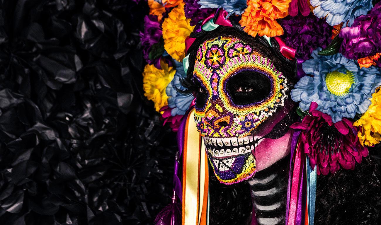 Desfile Internacional de Muertos 2019 en Ciudad de México