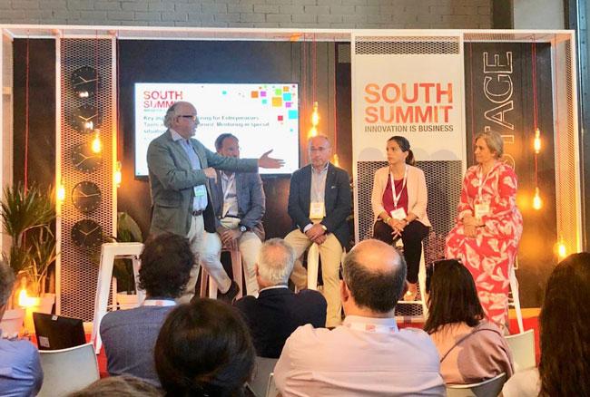Business Mentors Madri+d en el South Summit 2019: el éxito de las startups desde el fondo del corazón