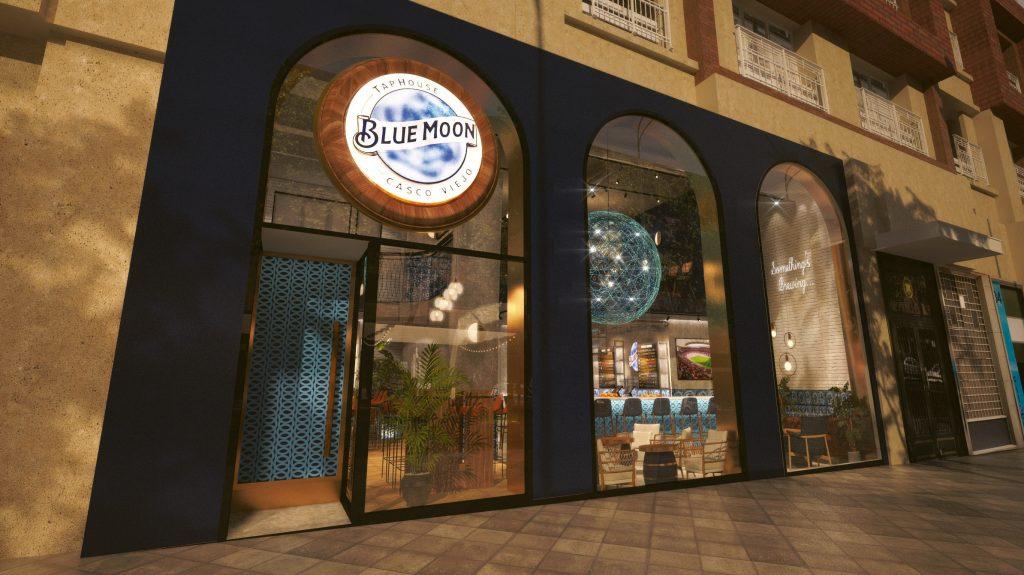 Abre sus puertas en Madrid el primer 'Blue Moon TapHouse' de Europa