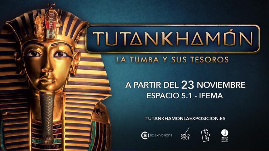 Tutankhamón, la tumba y sus tesoros
