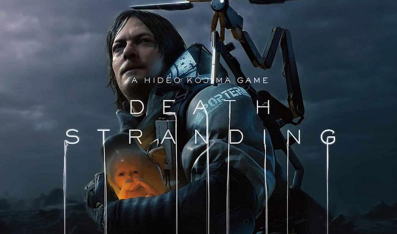 La historia detrás del'Death Stranding' de Kojima