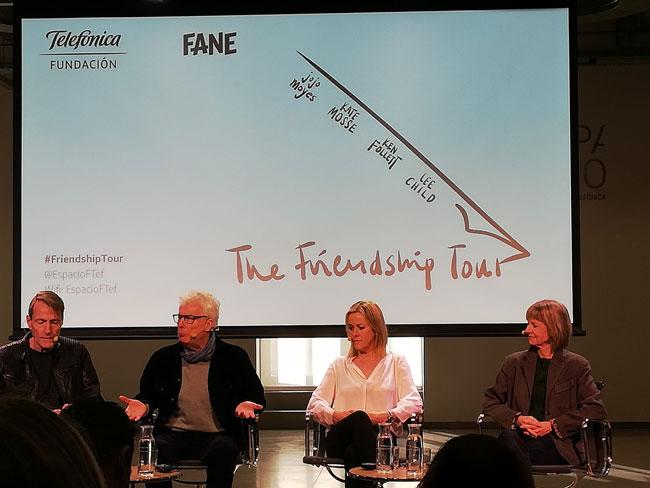 Ken Follet, Kate Mosse, Jojo Moyes y Lee Child, aliados contra el Brexit