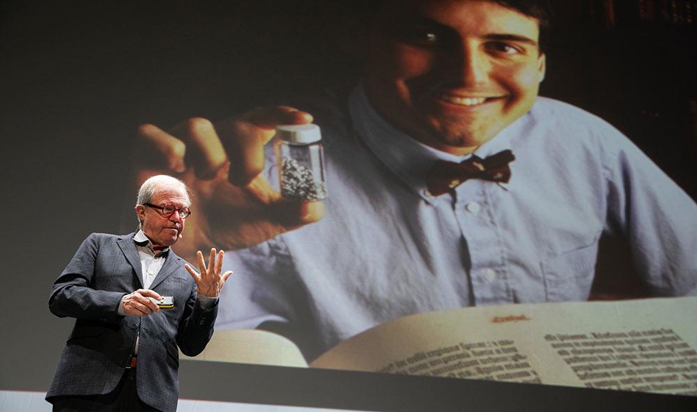 WBFMAD 2019 – Nicholas Negroponte, gurú de Tecnología y Futuro post image