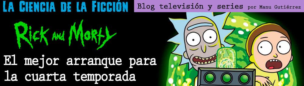 'Rick y Morty', el mejor arranque para la cuarta temporada thumbnail