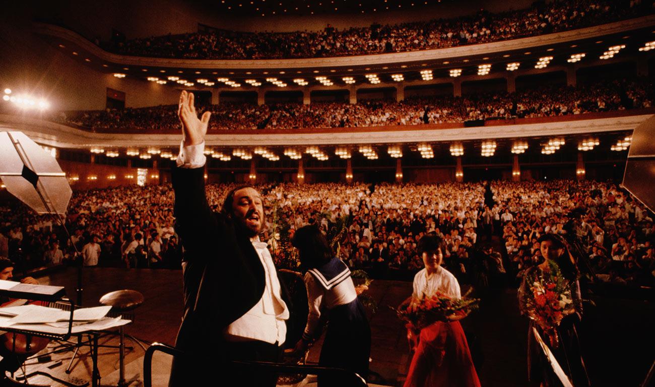 El mejor Pavarotti: Nessum Dorma