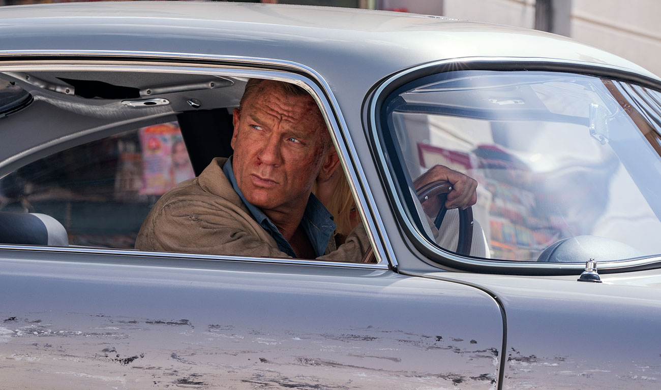 James Bond llega 'Sin tiempo para morir' a partir del 2 de abril