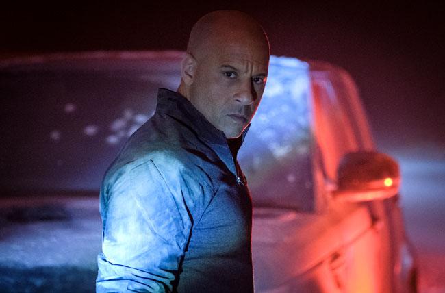 'Bloodshot', Vin Diesel golpea mas fuerte