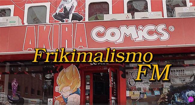 ¡Sentiros como en casa Frikimalismo FM! post image
