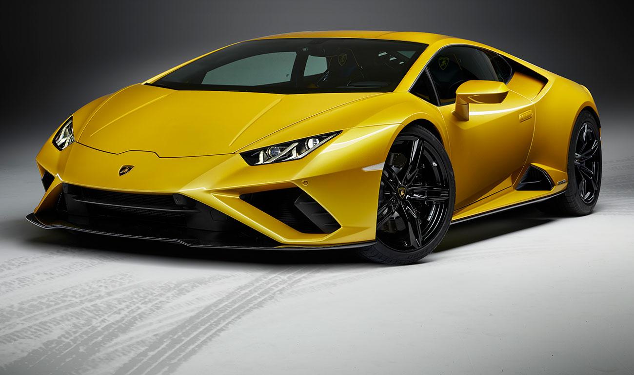 Lamborghini Huracan EVO RWD, diseñado para divertirse al volante
