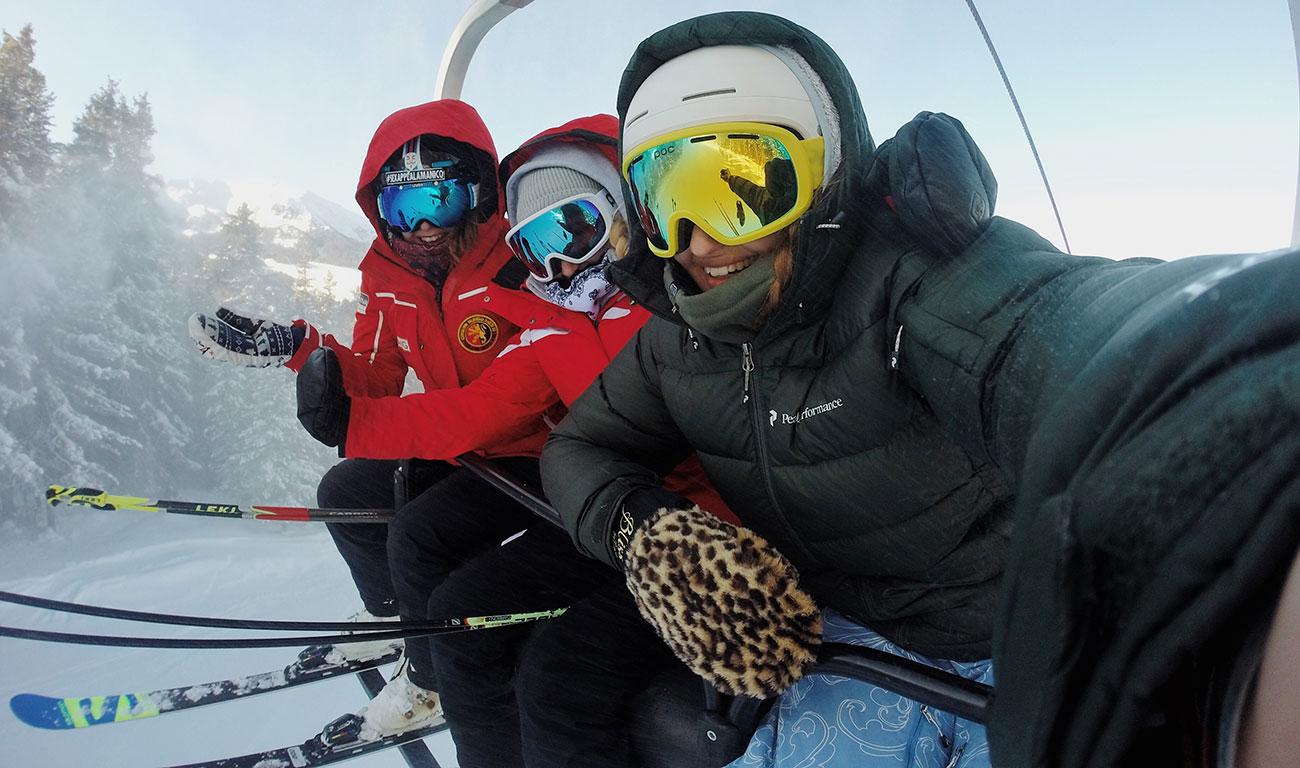 Siete consejos para volver entero de tus vacaciones de esquí post image