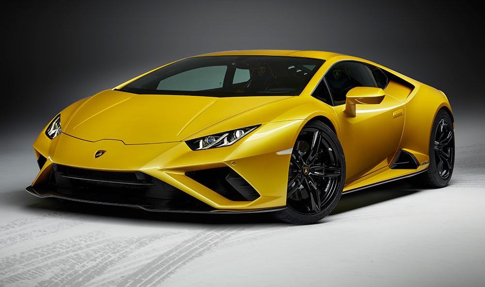 Lamborghini Huracán EVO RWD, diseñado para divertirse al volante post image