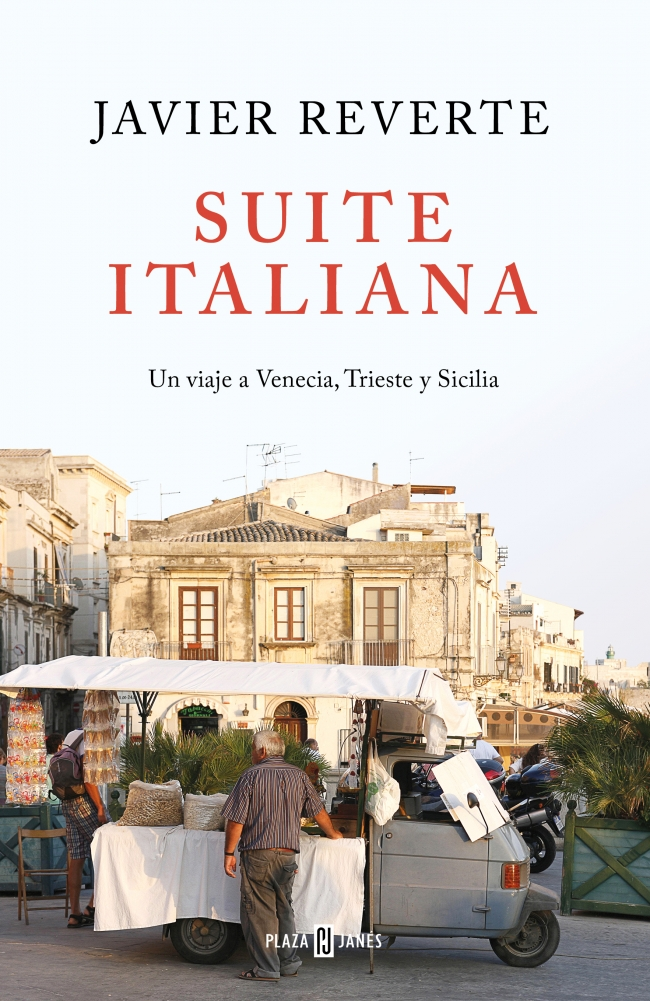 Turismo por Italia con Javier Reverte