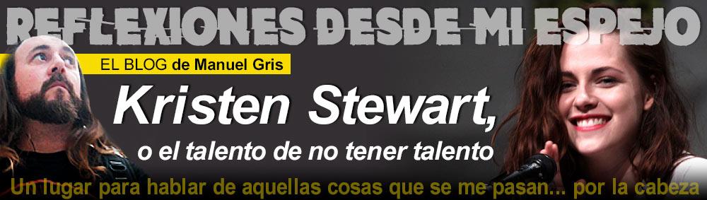 Kristen Stewart, o el talento de no tener talento thumbnail