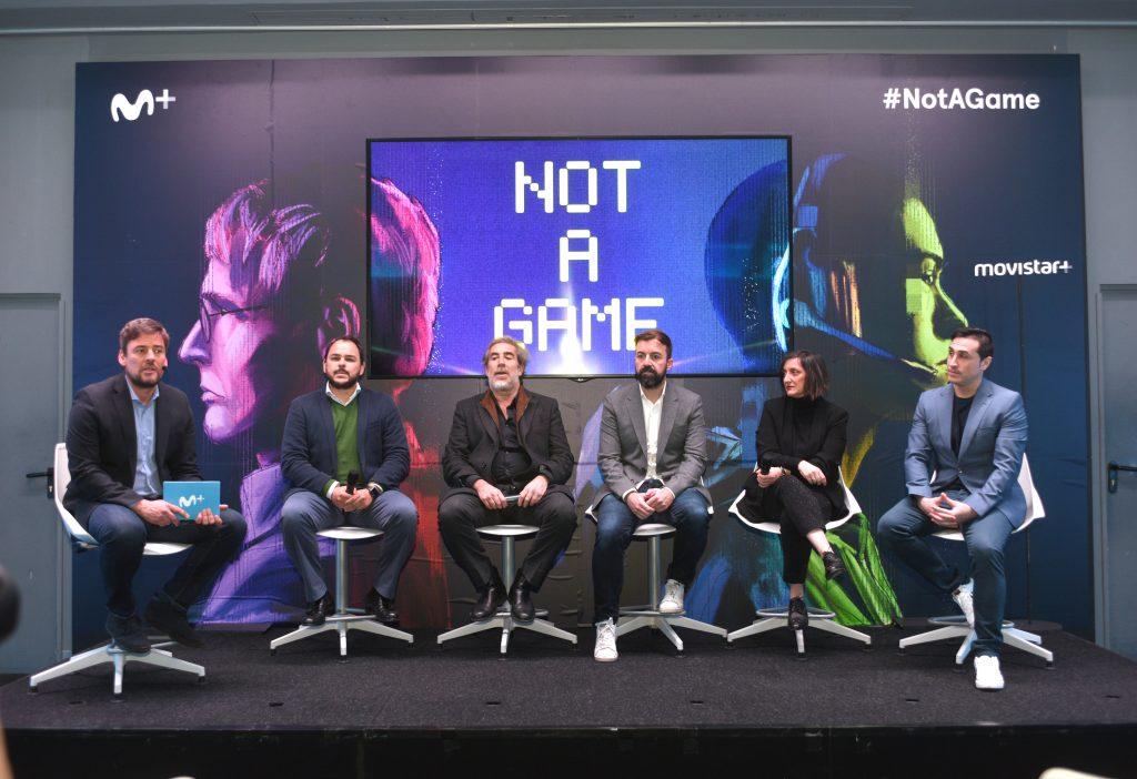 Movistar+ estrena en #0 el documental 'Not a Game'