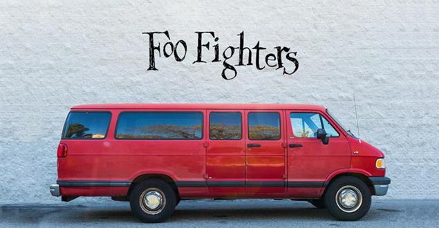 Comienza la celebración del 25 aniversario de Foo Fighters