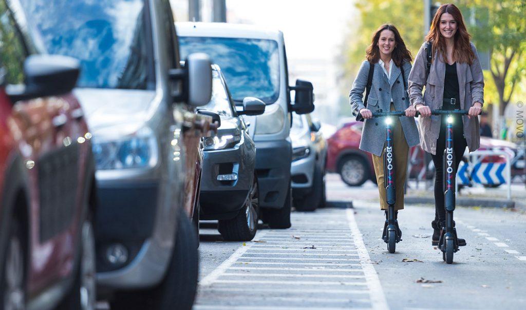 Centauros de la movilidad post image