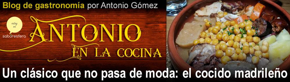 Un clásico que no pasa de moda: el cocido madrileño thumbnail