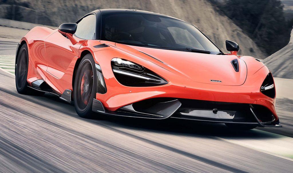 McLaren 765LT, el 'longtail' más potente y dinámico de la historia