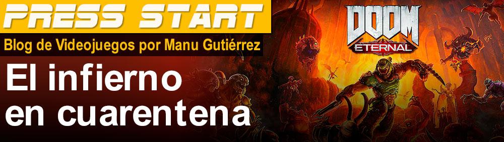 "'Doom Eternal': ""El infierno en cuarentena"" thumbnail"
