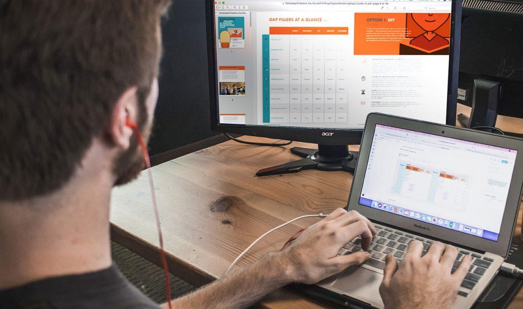 Los perfiles tecnológicos una apuesta segura de empleo post image