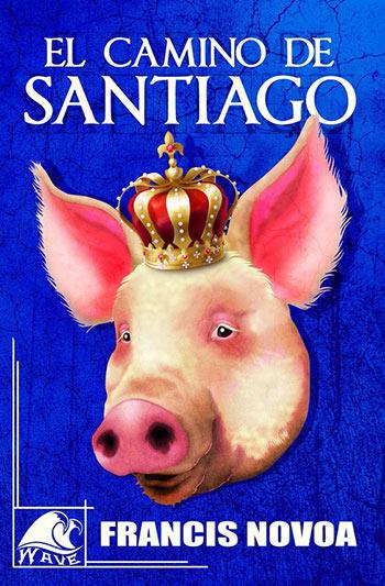 'El Camino de Santiago' de Francis Novoa