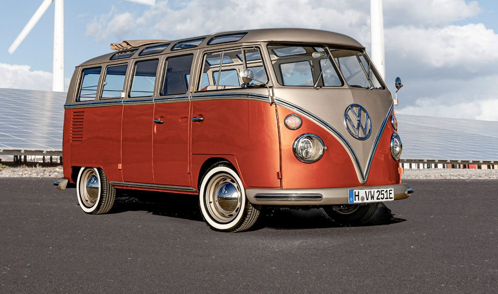 Volkswagen e-Bulli, el mito se hace eléctrico post image