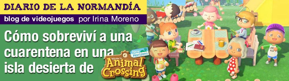 Cómo sobreviví a una cuarentena en una isla desierta de Animal Crossing New Horizons thumbnail