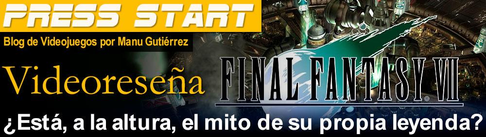 'Final Fantasy VII Remake', ¿está, a la altura, el mito de su propia leyenda? thumbnail
