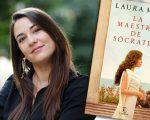 Laura Mas, autora de 'La maestra de Sócrates'