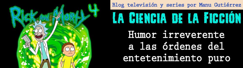 Rick y Morty T4