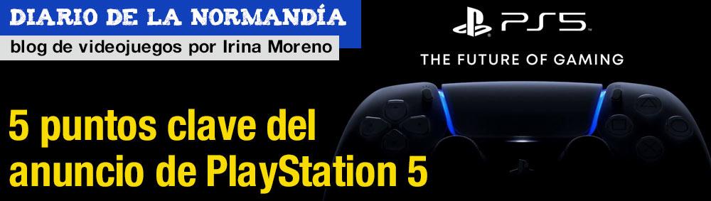 5 puntos clave del anuncio de PlayStation 5 thumbnail