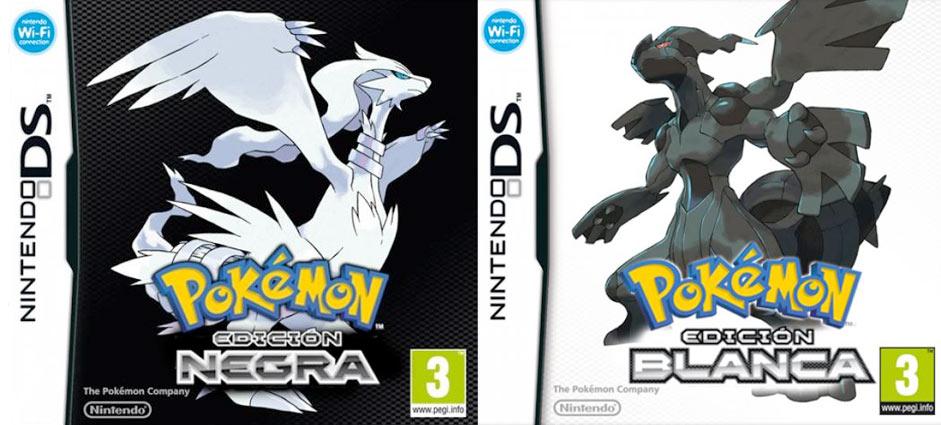 Pokémon Blanco y Negro