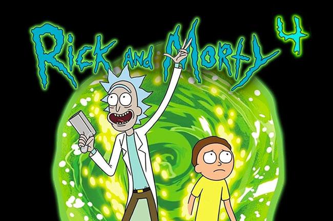 Rick y Morty T4, humor irreverente a las órdenes del entretenimiento puro