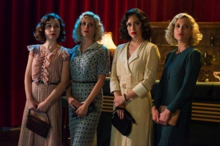 'Las chicas del cable', el final épico para una serie que homenajea a la mujer