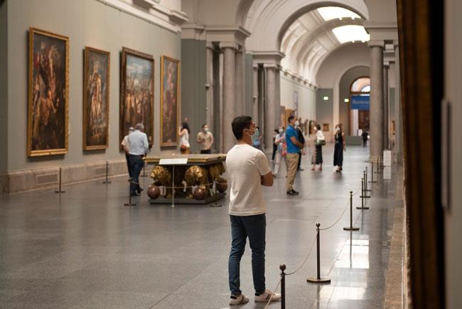 El Museo Nacional del Prado y la OMT promueven la cultura como vínculo de unión tras la pandemia