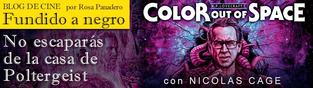 'Color out of space', no escaparás de la casa de Poltergeist thumbnail