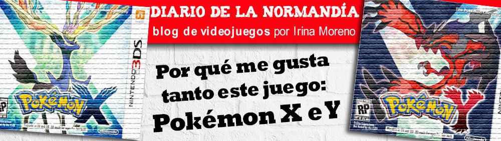 Por qué me gusta tanto este juego: Pokémon X e Y thumbnail