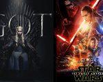 Juego de Tronos VS Star Wars
