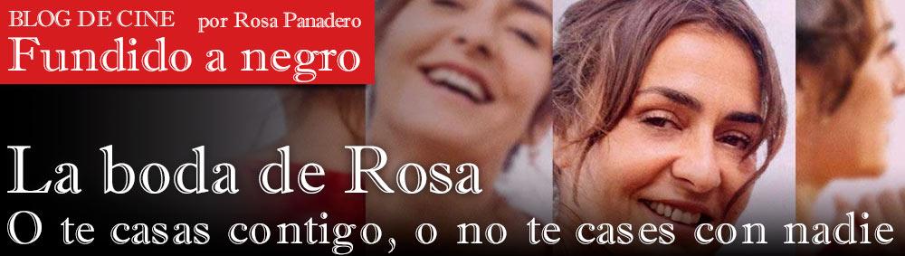 'La Boda de Rosa', o te casas contigo, o no te cases con nadie thumbnail