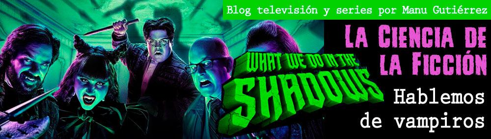 Lo que hacemos entre las sombras (Temporada 2) thumbnail