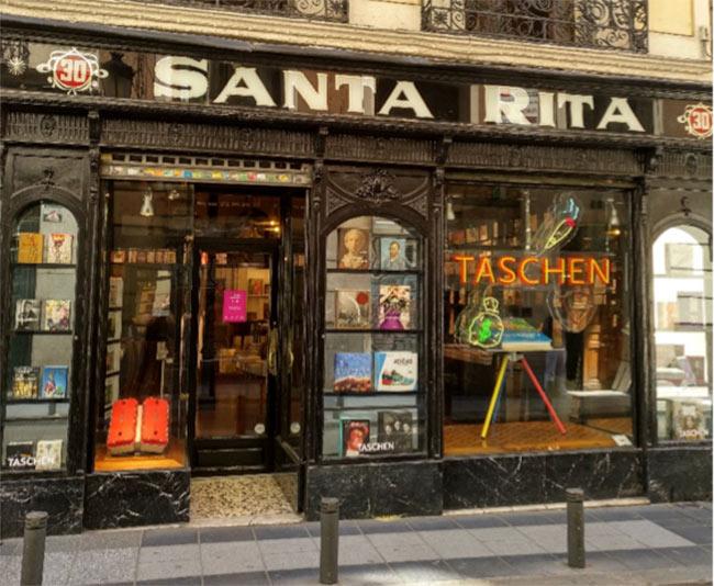 Abre la primera librería Taschen en Madrid