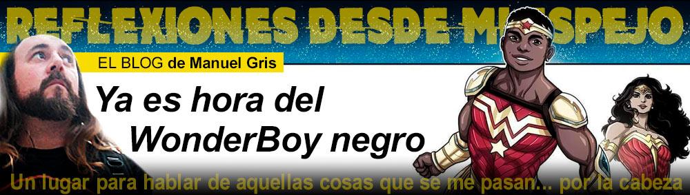 Ya es hora del WonderBoy negro thumbnail