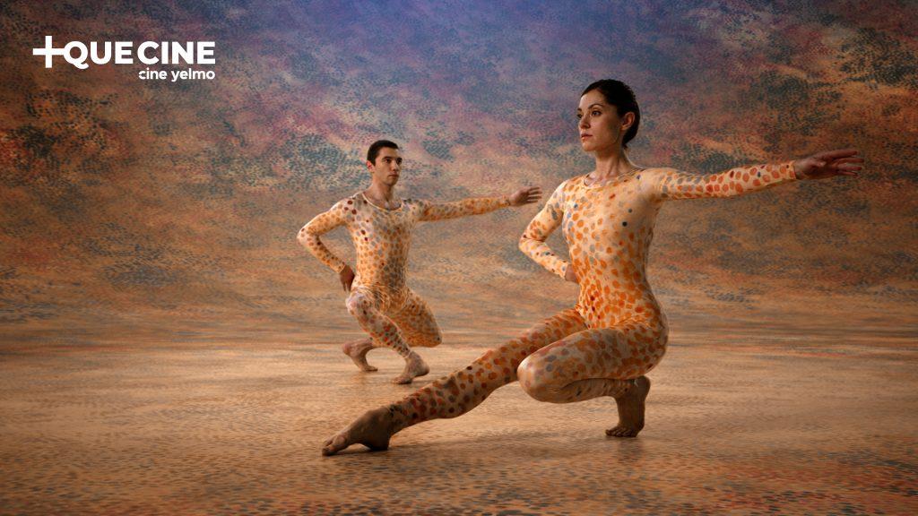 'Cunningham', una gran experiencia de danza contemporánea en la gran pantalla