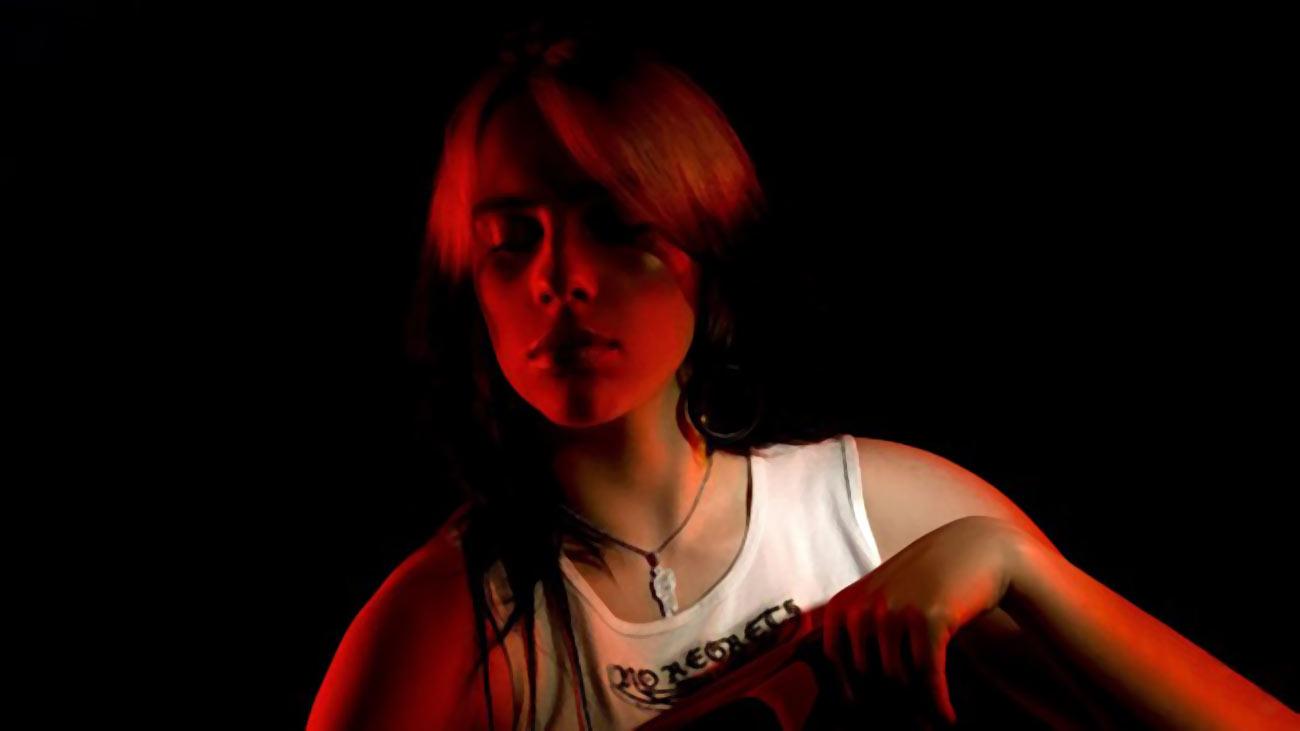 Billie Eilish, lanza su nuevo single 'Therefore I am'