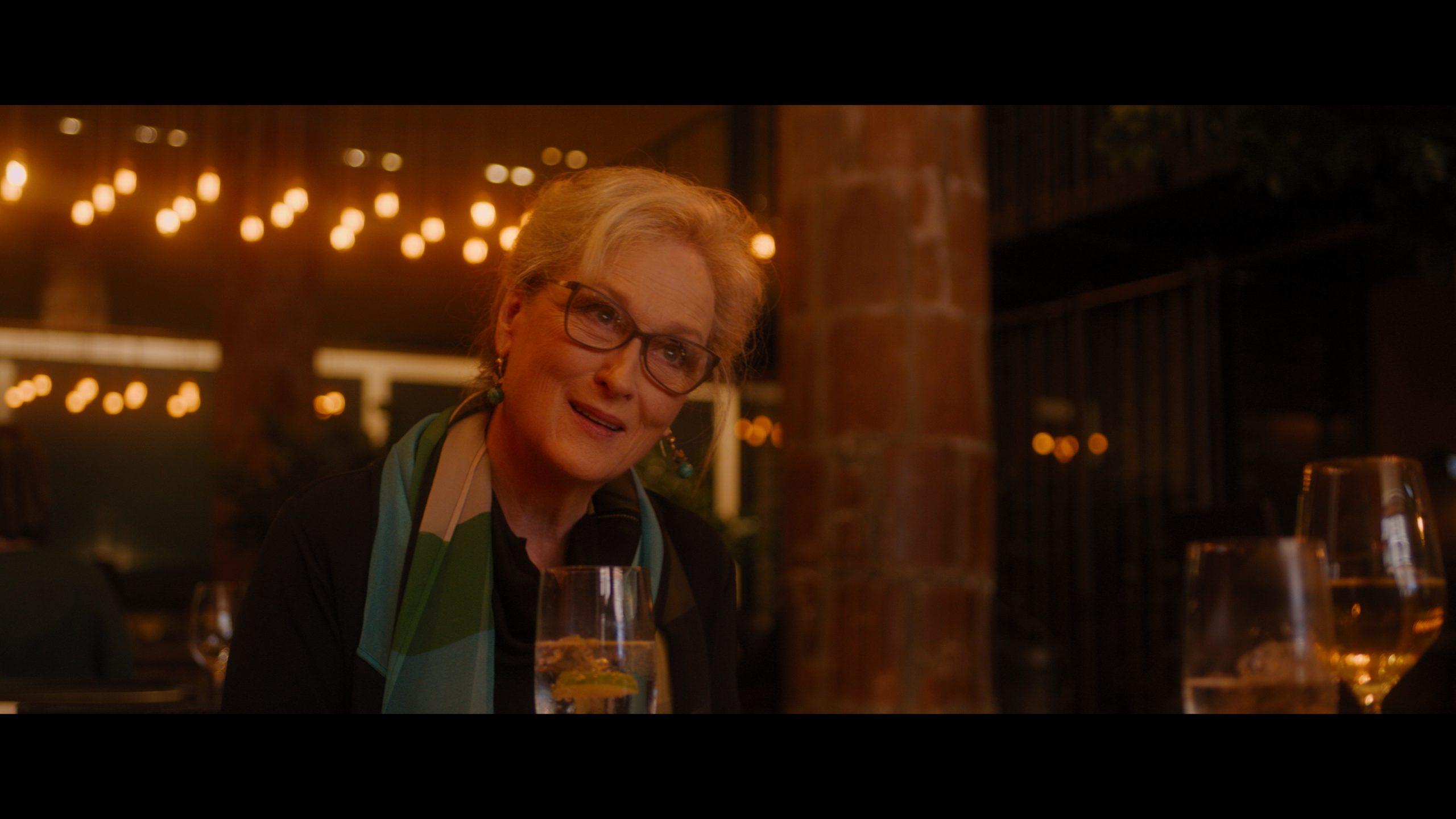 Meryl Streep regresa con 'Déjales hablar' en HBO