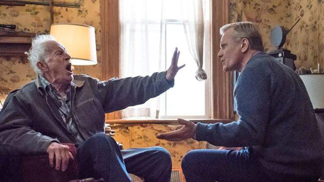 """Falling"": Viggo Mortensen, inmenso también como director"