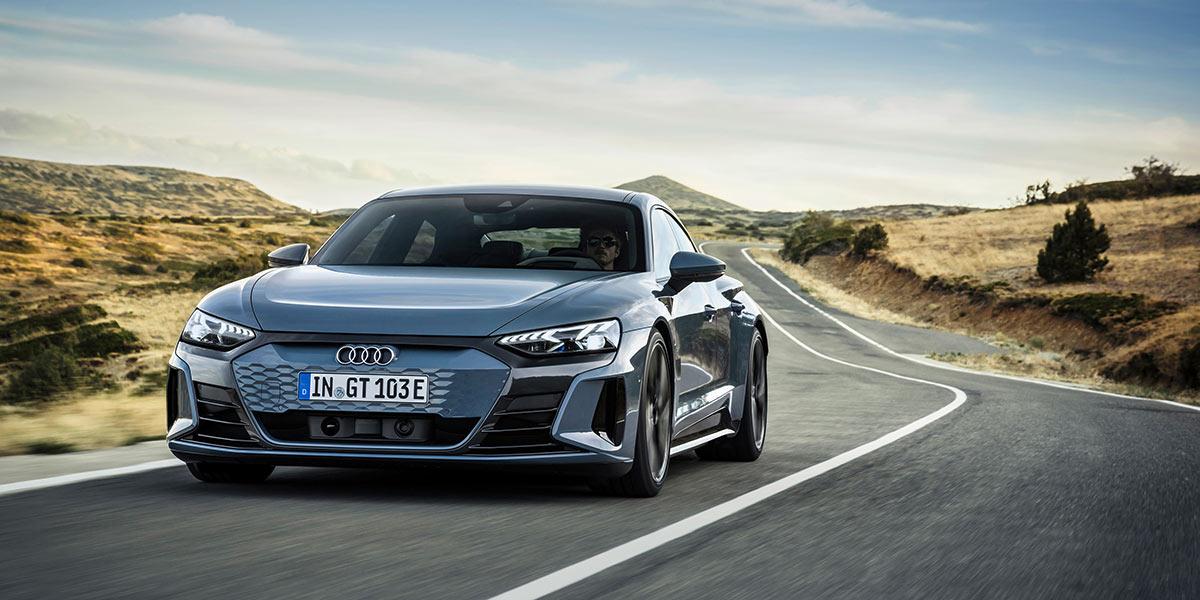 Audi e-tron GT, la movilidad eléctrica más fascinante