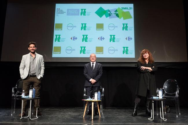 """Cultura francesa en España: """"Un planeta en vivo"""""""