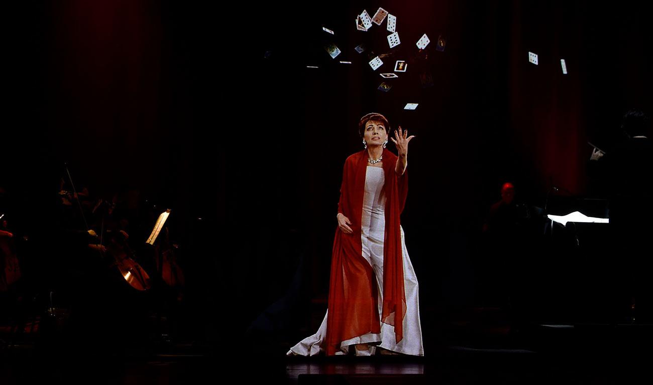 María Callas, 'La Divina', desciende del Olimpo hasta el cielo de Madrid