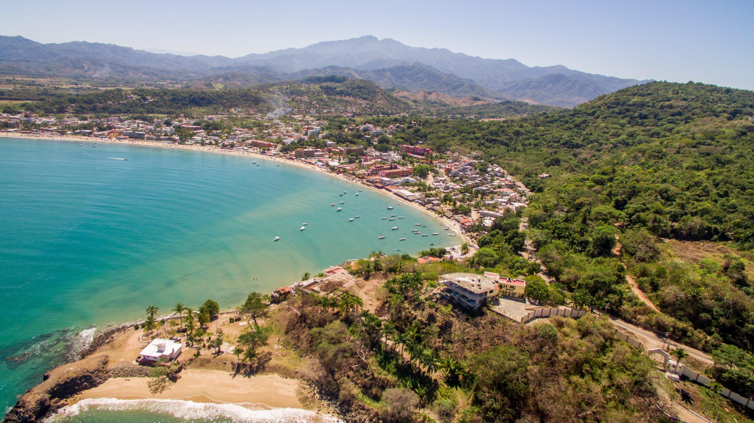La piscina natural más grande del mundo está en el Pacífico Mexicano